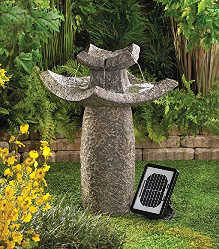Smarty Solar Fountain