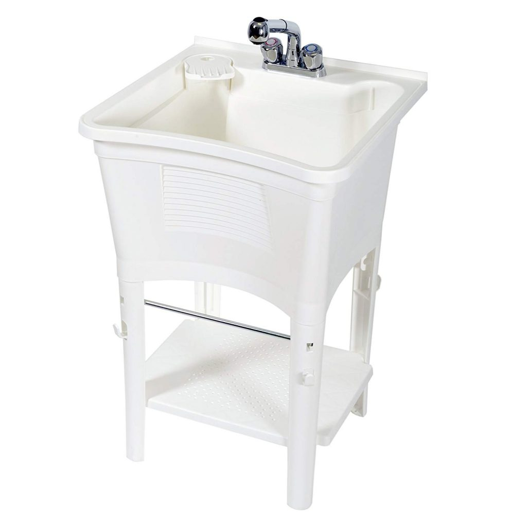 Utility sink outdoor