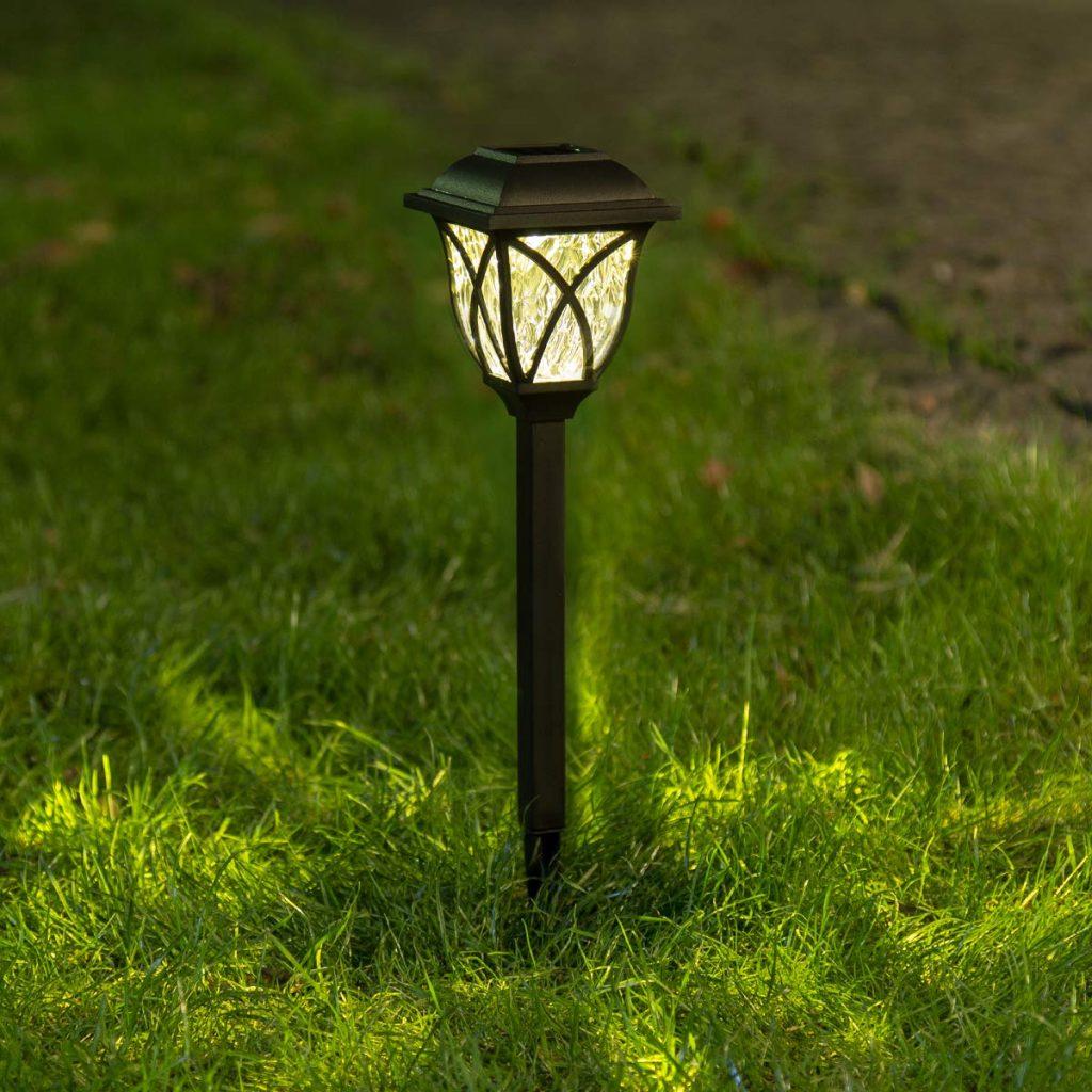 Decorative outdoor solar lights