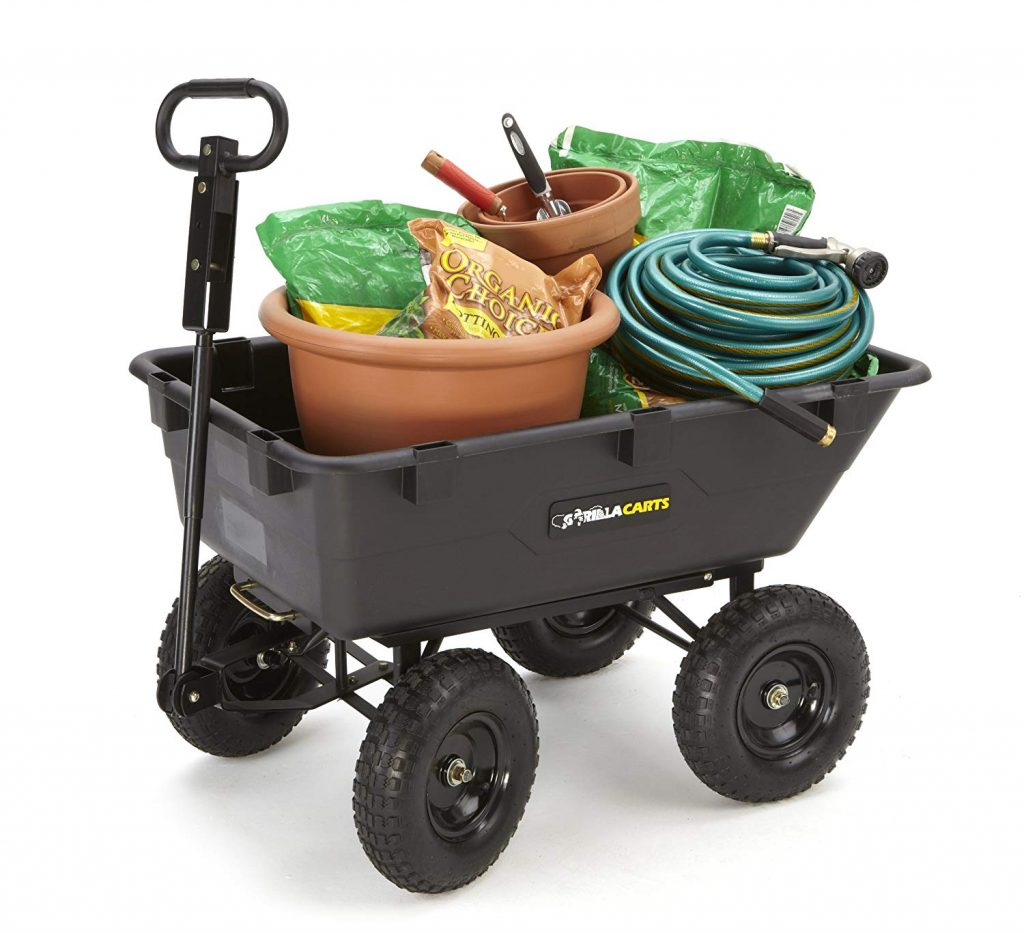 Best Garden Tractor 2020.5 Best Dump Cart For Lawn Tractor Or Garden Tractor Best