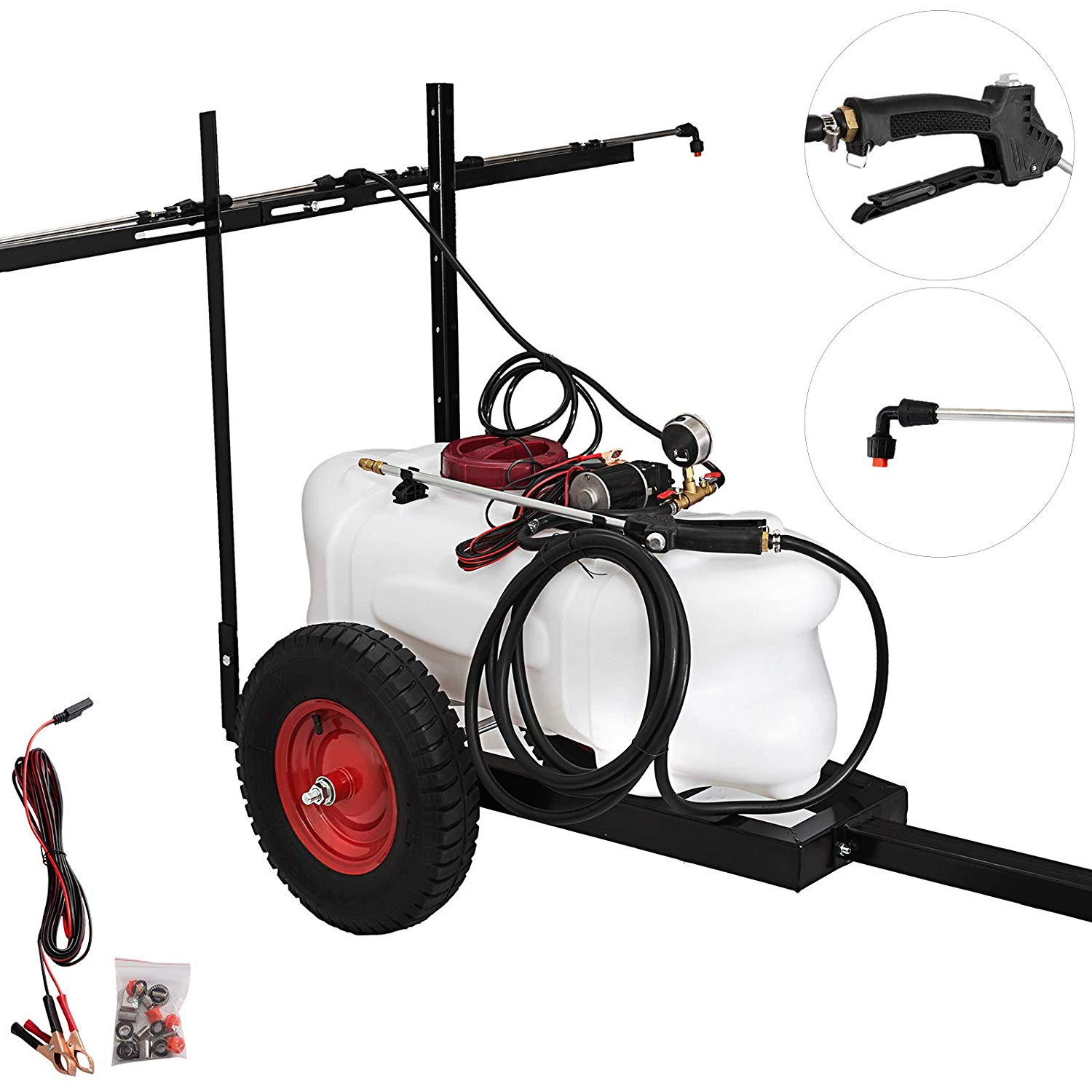 6 Best Sprayers For ATV With Booms 2020 Ultimate GuideBest Garden Outdoor Lawn | 2019 2020 2021 2022