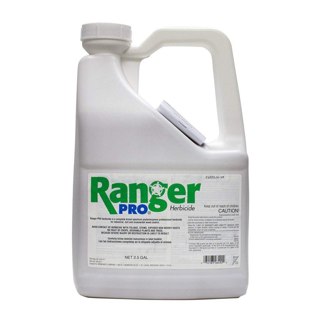 Herbicide For Clover Food Plots