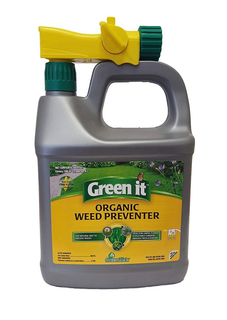 Green It Organic Weed Preventer