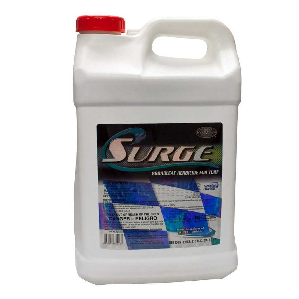 Selective Herbicide For Spurge