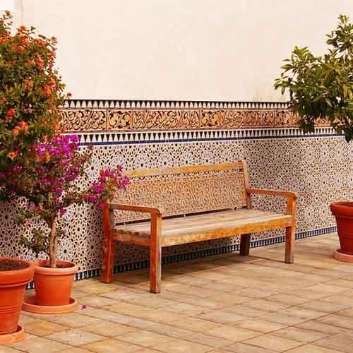 Best Outdoor Tiles For Garden