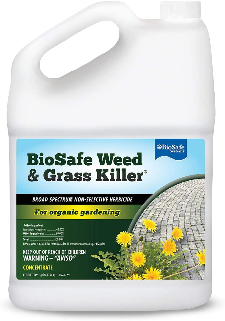 8 Best Organic Weed Killers For Lawns And Garden 2020 Review Guide Best Garden Outdoor Lawn 2019 2020 2021 2022
