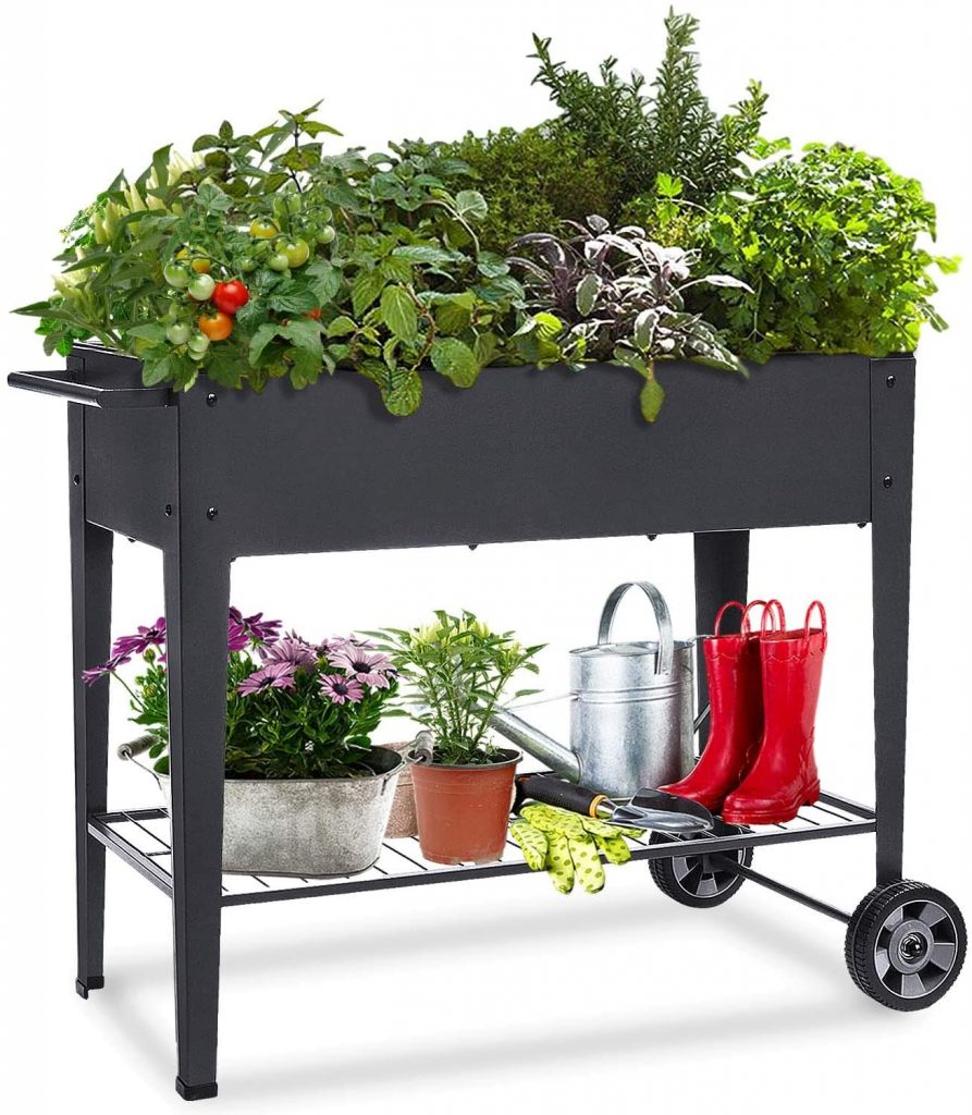 planters for tomatoes
