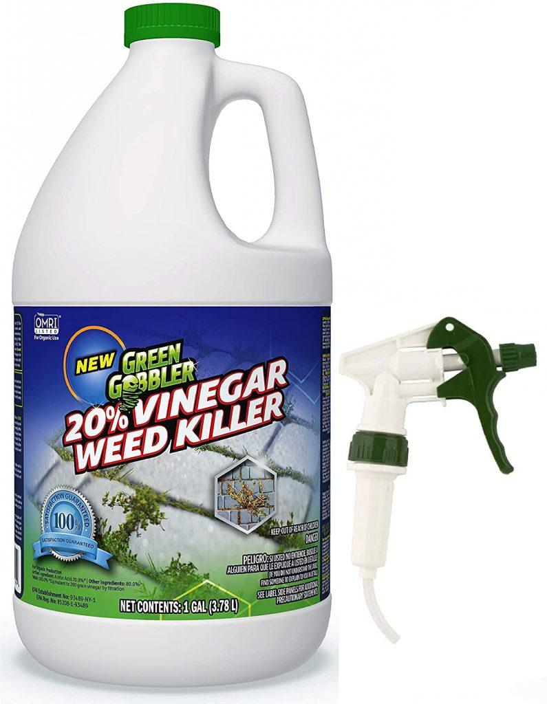 Non toxic weed killer